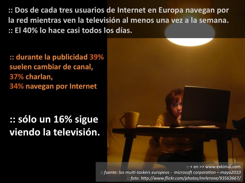 television internet europa #xlides #exkimal