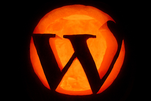 calabaza wordpress