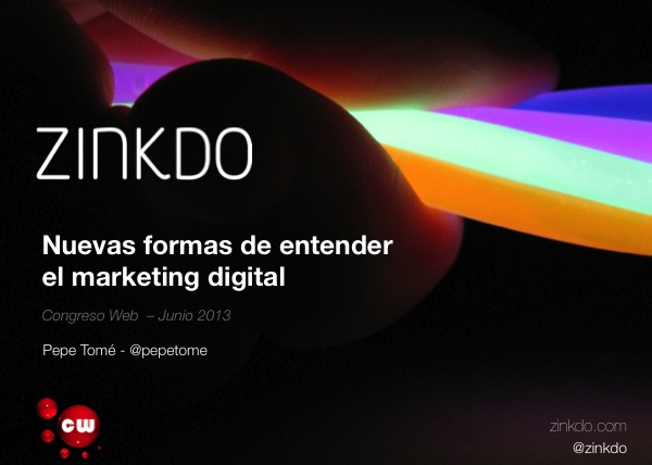 Nuevas formas de marketing